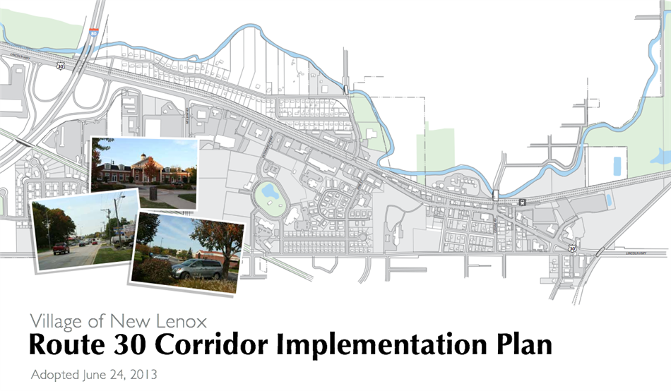 Rt 30 Implementation Plan